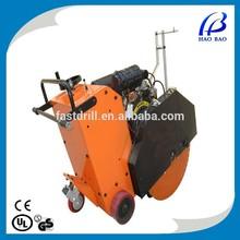 HXR700D 22 HP diesel engine concrete cutter/used concrete saw/concrete road cutter