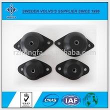 Profesional de amortiguadores de choque, de goma de montaje con anti vibración del fabricante en china