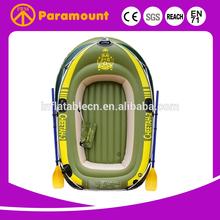 EN71 PVC cheap inflatable pedal boat