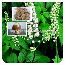 Factory Supply CAS 84776-26-1 Black Cohosh powder. By HPLC Triterpene glycosides