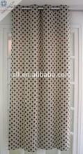 Shiny Blackout Curtain Fabric Curtain Blind Heavy Fabric Free Sample