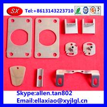 China made high precision custom titanium productitanium stamping parts ts stamping , supplier In Dongguan