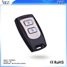 New product for 2015 433.92Mhz wireless remote control 12v toggle switch