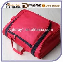 Fashion Polyester Type Travel Toilet Storage Toiletry Wash Shaving Bag