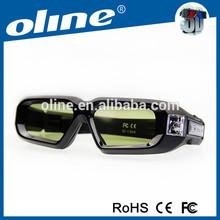 Projector 3D DLP LINK active Glasses