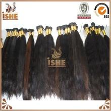 Cheap 100%Human Hair Bulk Wholesale Bulk Human Hair Unwefted Bulk Virgin Hair for Braiding