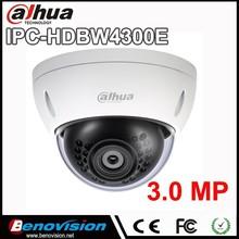 IP66 IP Camera IPC-HDBW4300E DAHUA 3 Megapixel IP Camera