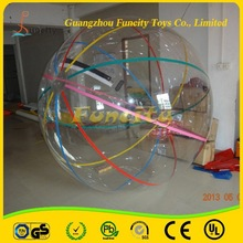 2M Diameter 1.0MM PVC or TPU inflatable water walking ball