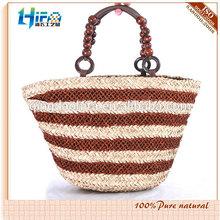 HIFA 2012 Summer Natural Seagrass Straw Bags for beach