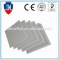 de calidad superior perforada de fibra de vidrio paneldetecho