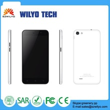 WA2000F 5.0Inch MT6582 No Brand Factory Reset Mobile Android Phones