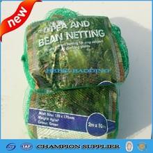 Green Garden Plastic Pea and Bean Netting 10 x 2 Metre for garden anti bird netting