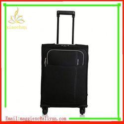 H1475 Hot sale trolley luggage, carry-on nylon luggage set