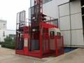 Sc200/200 gaiola dupla construção elevador nomes de ferramentas de construção