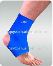 Neoprene waterproof ankle support brace football ankle brace