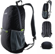 THE BEST Foldable Camping Outdoor Travel foldable backpack bag
