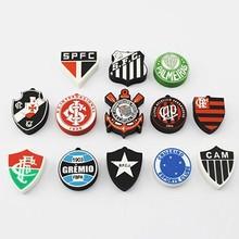 2015 hot selling cartoon brazil football club logo usb flash drive usb stick 1GB 2GB 4GB 8GB 16GB 32GB 64GB usb pendrive