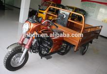 Gasoline 200cc three wheel cargo motorcycles new product
