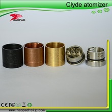 Real picture!! 1:1 clone clyde rda clone clyde atomizer with factory price