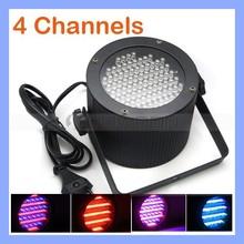 Sound Control DJ Light 86 RGB LED DMX Stage Light Laser Projector Party Show Disco Lighting