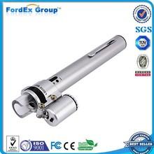 magnifier led light pen flashed pens