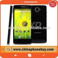 Wholesale DOOGEE DG510 4GB Black, 3G Phablet, GPS+AGPS, Android 4.2.2 MTK6589 1.2GHz Quad Core