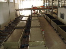 Designer top sell aac block production line in myanmar