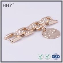 HHY metal garment accessories for handbags, bags SK-54