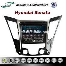 2 Din Android Car audio System Car Dvd radio with Gps navigation for Hyundai Sonata
