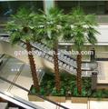 China incrível palmeira artificial indoor outdoor& tipos de plantasornamentais