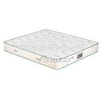Import Bed Sore Natural Latex Pocket Spring Rolled Mattress