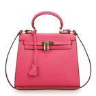 High quality OEM latest fashionable lady leather handbag