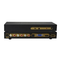 HDMi to ac3 audio decoder 5.1 with VGA output