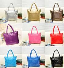 Korean style fancy winter thick handbag high quality new trend pretty girls bag