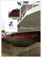 Jinzheng heißer verkauf aufblasbare schiff startet Airbags, bergungstätigkeiten airbags, schwimmenden ponton