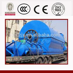 2015 jinzhen machinery waste rubber extraction to oil