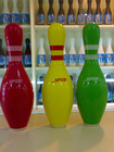Low Price Colorful Bowling Pins