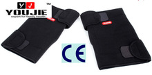 adjustable velcro knee wrap with good effect