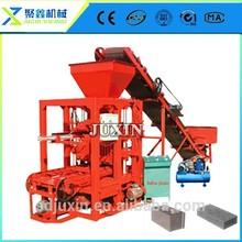 Qtj4-26c blocco di cemento che fa la macchina per la vendita/usato blocco di cemento che fa macchina