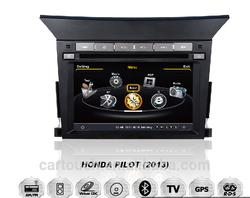 touch screen car radio dvd player Honda pilot 2013 gps navigation system spare parts