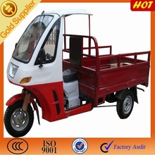 New popular three wheeler tricycle for open box / 175cc motorzied tricycle cargo box on sale