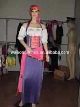 las señoras de la fortuna misterioso circo teller gitana de disfraces disfraz de halloween
