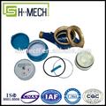 Electrónica medidor de dureza del agua imán parada de medidor de agua