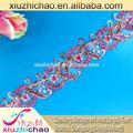 T0300- 2- d( 0.4) 7cmเย็บลูกไม้ประดับผ้าม่านmacrame