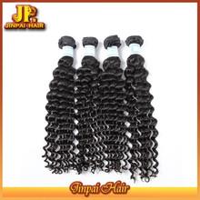 JP Luxury Hair 10-40 Inch 2015 Good Quality Human Hair Weaves For Export To Kenya
