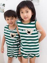 2015 Kid Child Clothes set