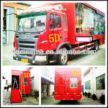 7d cinema theater 7d simulator cinema 7d truck mobile cinema watch free movies