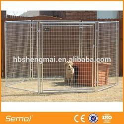 Galvanized Welded Mesh Dog Kennel Wholesale