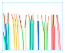 LV CU/PVC 6mm grounding cable