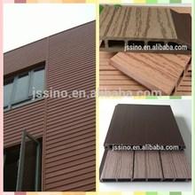exterior wall cladding /wpc siding/siding
